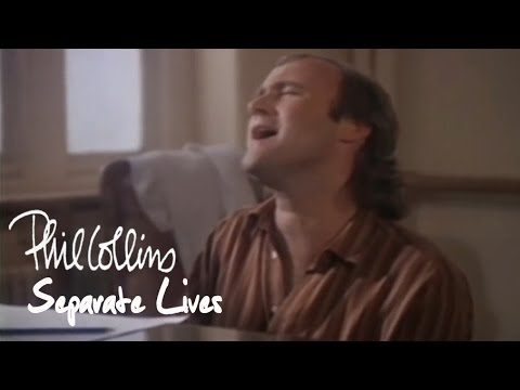Phil Collins - Seperate Lives