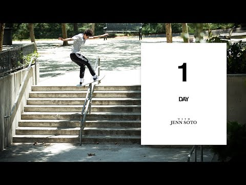 One Day with Jenn Soto