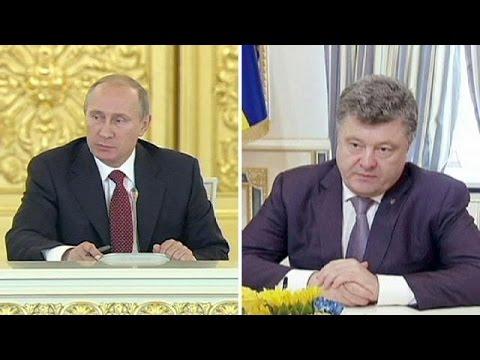 Ucraina: incontro Putin-Poroshenko a Milano per pace e gas