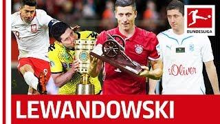 Robert Lewandowski - Bundesliga's Best