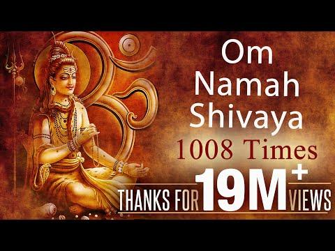 Om Namah Shivaya | 1008 Times Chanting