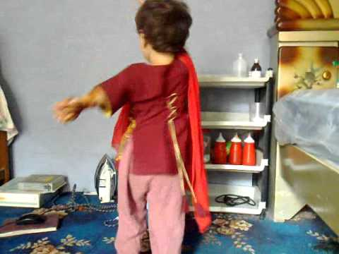 Cute Baby Dancing,zobia Khan Balochi Dane Pe Dana.mp4 video