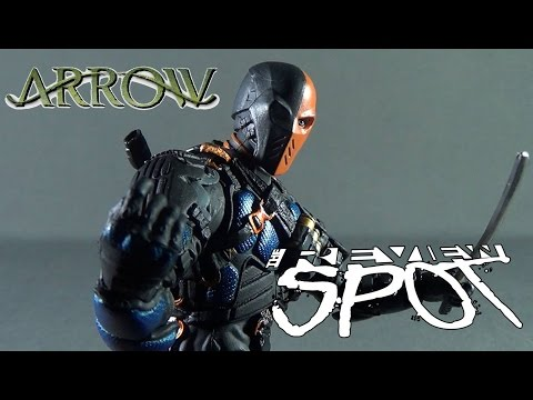Toy Spot - DC Collectibles Arrow Television Series Deathstroke