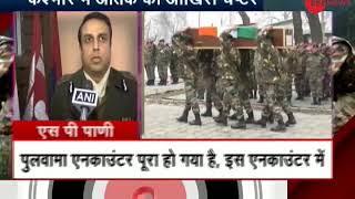 Deshhit: 2 terrorists killed in J&K's Pulwama encounter