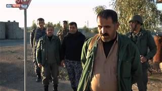 عمليات واسعة للبشمركة على داعش