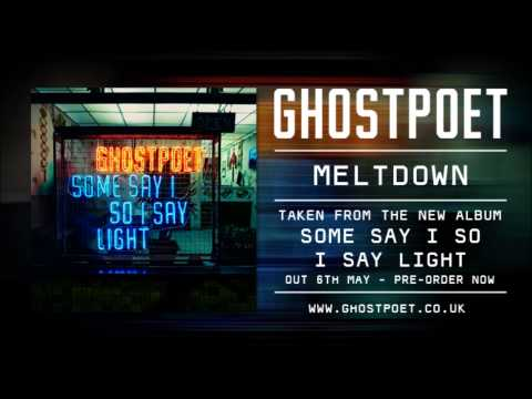 Ghostpoet - Meltdown (Zane Lowe Radio 1 Rip)