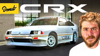 Honda CRX - Everything You Need to Know | Up to Speed