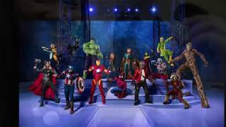 Marvel Universe Live Age Of Heroes Behind-the-Scenes