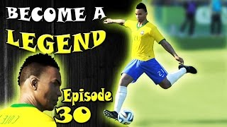 PES 2014 Become A Legend Ep.30 - 1ST PLACE BATTLE