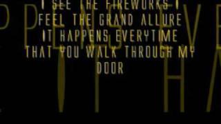 Leon Jackson - Stargazing - Lyrics