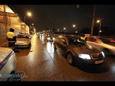 21.02.2015 Рейд ГИБДД по пьяным водителям
