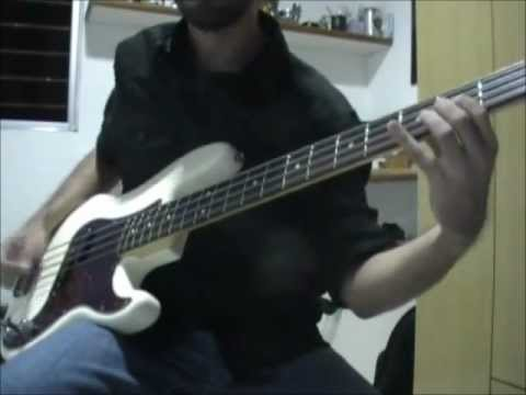 André Maranhão - The Smiths medley (Only Bass)
