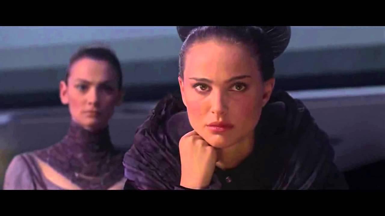 Дублер Натали Портман В Звездных Войнах