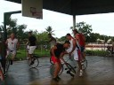 Puerto Rico All-Stars Unicycle Basketball Team