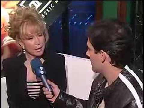 Barbara Eden - Jeannie -Brazil - Rogério Vieira - Interview