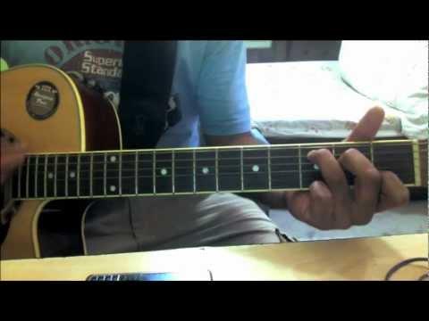 Mera Mann Kahne Laga Guitar Chords