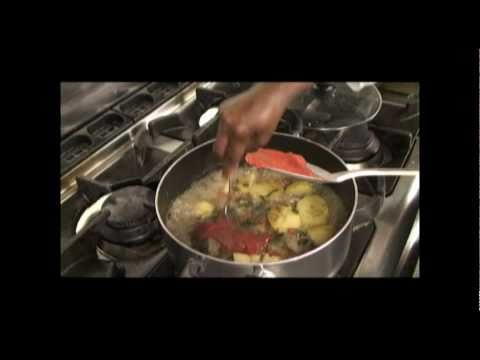 Sierra Leone Women's Cooking Demonstration
