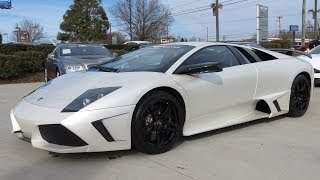 2009 Lamborghini Murciélago LP640 Start Up, Exhaust, and In Depth Review