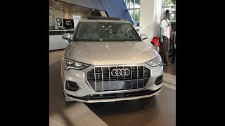 2019 Audi Q3 quick look - The compact luxury suv to beat