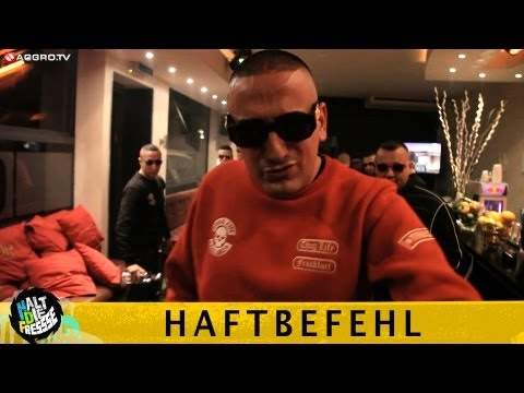 HALT DIE FRESSE - 04 - NR. 187 - HAFTBEFEHL (OFFICIAL HD VERSION AGGROTV) Music Videos