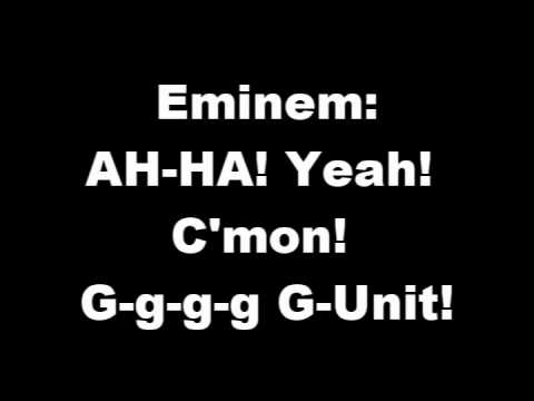 Eminem -  Hailie's Revenge (Ja Rule Diss) - LYRICS!!!