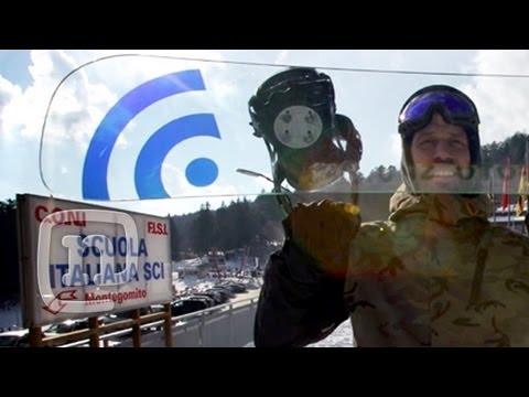 Fragile Italian Glass Snowboard: Every Third Thursday