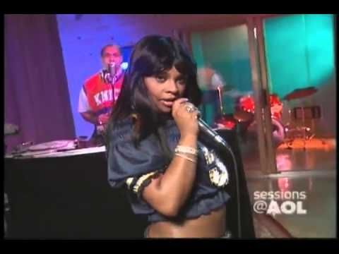 Lil' Kim - The Jump Off Live (aol Sessions) (2003) video