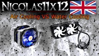 Air Cooling VS Water Cooling