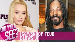 Did Y'all See? Snoop Beefs On Twitter With Iggy, Phaedra Reveals Divorce On Ellen And More