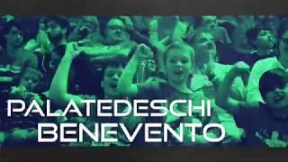 Qualificazioni Mondiali 2021: l'Italia al Palatedeschi di Benevento