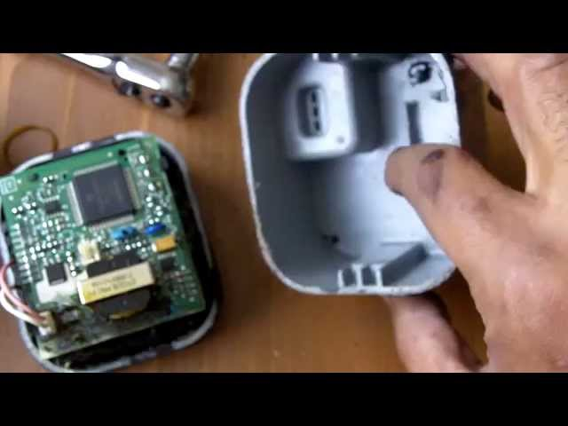 Volvo Alarm System Service Required Cheap Fix ... - YouTube