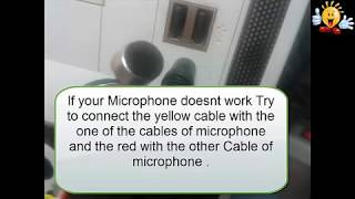 How to make a Microphone for pc at home