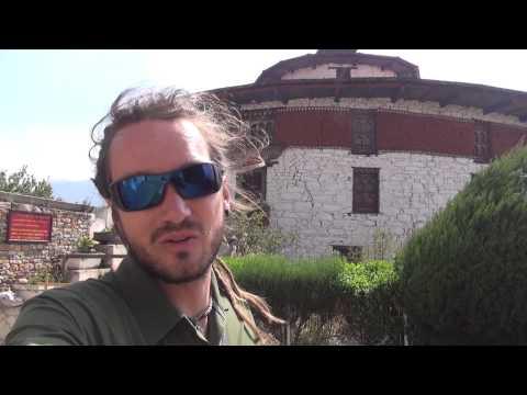 Breaking down in Bhutan. Daily Vlog: 28 HD 1080p