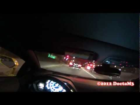 400th Video Special: POV Night Cruise with the Aventador