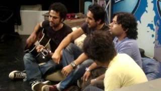 Kailash Kher @ MTV