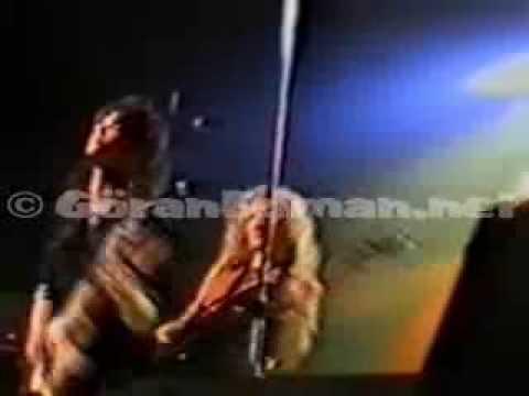 John Norum - Back on the Streets ( Live in Göteborg Sweden 1988 )