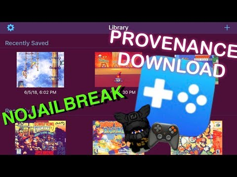 INSTALL PROVENANCE  EMULATOR FOR IOS 11, IOS 12 (MULTI EMULATOR!) *NO JAILBREAK*