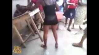 African women fights naked, girlfriend is a virgin