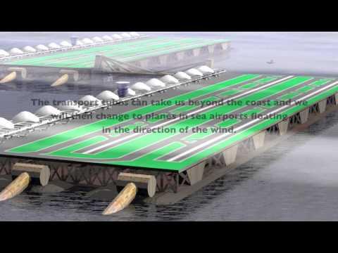 Flying on earth, European Hyperloop. Elon Musk's made his Hyperloop in California