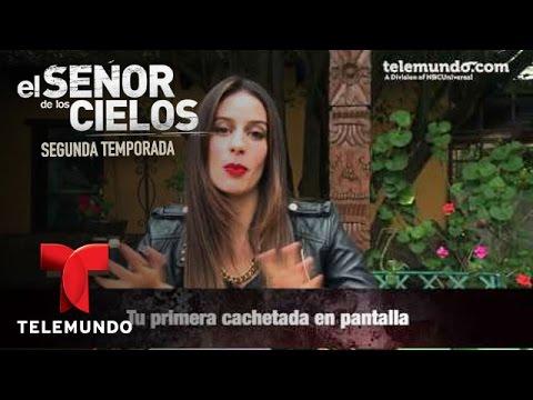 El Señor de los Cielos 2 / Tu Primera Vez con Manuela Gonzales actriz de El Señor de los Cielos