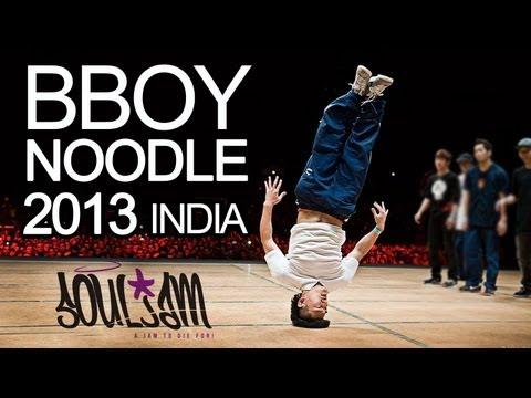 What BBoy Noodle did in Mumbai is Super Crazy (Gamblerz Crew)