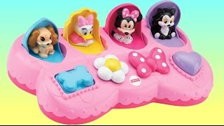 Minnie Mouse Pop Up Surprise with Daisy Duck, Toys & Eggs