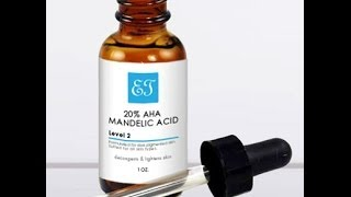 Arbutin Skin Lightening Products vs. AHA Mandelic Acid & How They Work