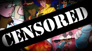 Hidden Dirty Images In Childhood Cartoons...