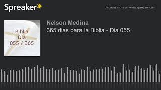 365 dias para la Biblia - Dia 055