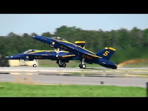 BlueAngels MCAS Beaufort Air Show 2011