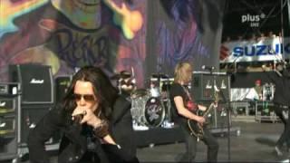 Slash - Ghost Live  Rock am Ring 2010