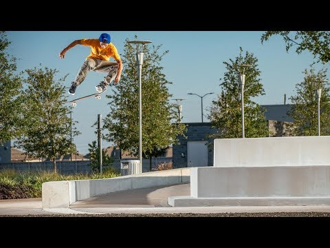 Primitive Skate 'Throwed' Texas Tour 2017