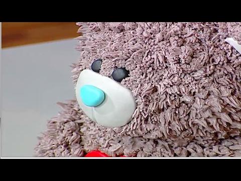 تورته الدبدوب على طريقة الشيف #غفران_كيالي من برنامج #هيك_نطبخ #فوود