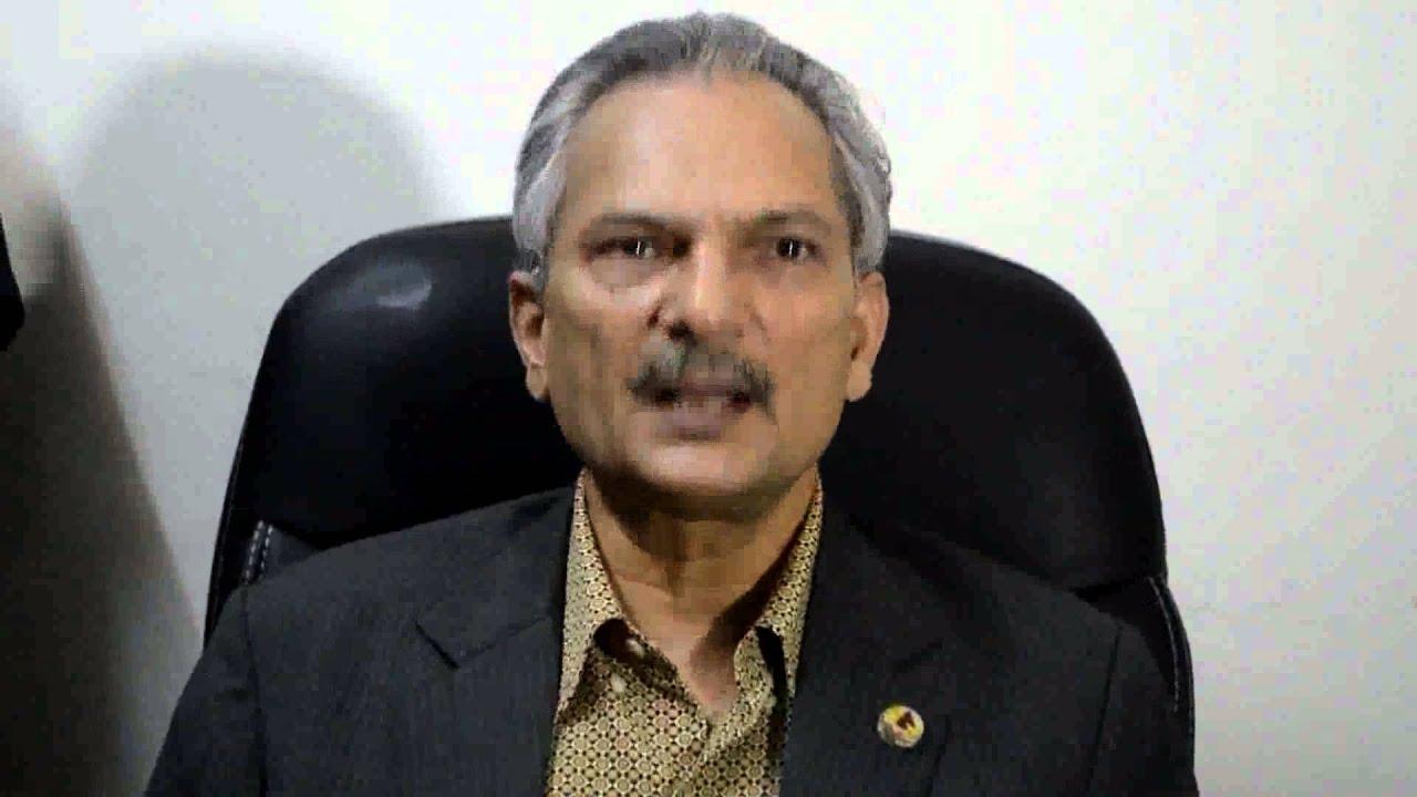 thesis of dr. baburam bhattarai